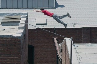 Tempest Freerunning & Parkour Team Takes Los Angeles with the Casio G'zOne Commando