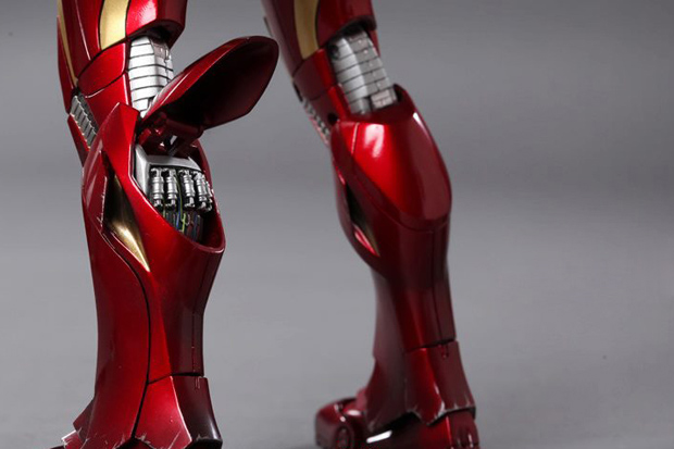 hot toys the avengers iron man mark vii limited edition figure