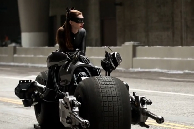 The Dark Knight Rises 13-Minute TV Special