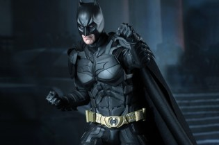 The Dark Knight Rises Batman Figure by Hot Toys