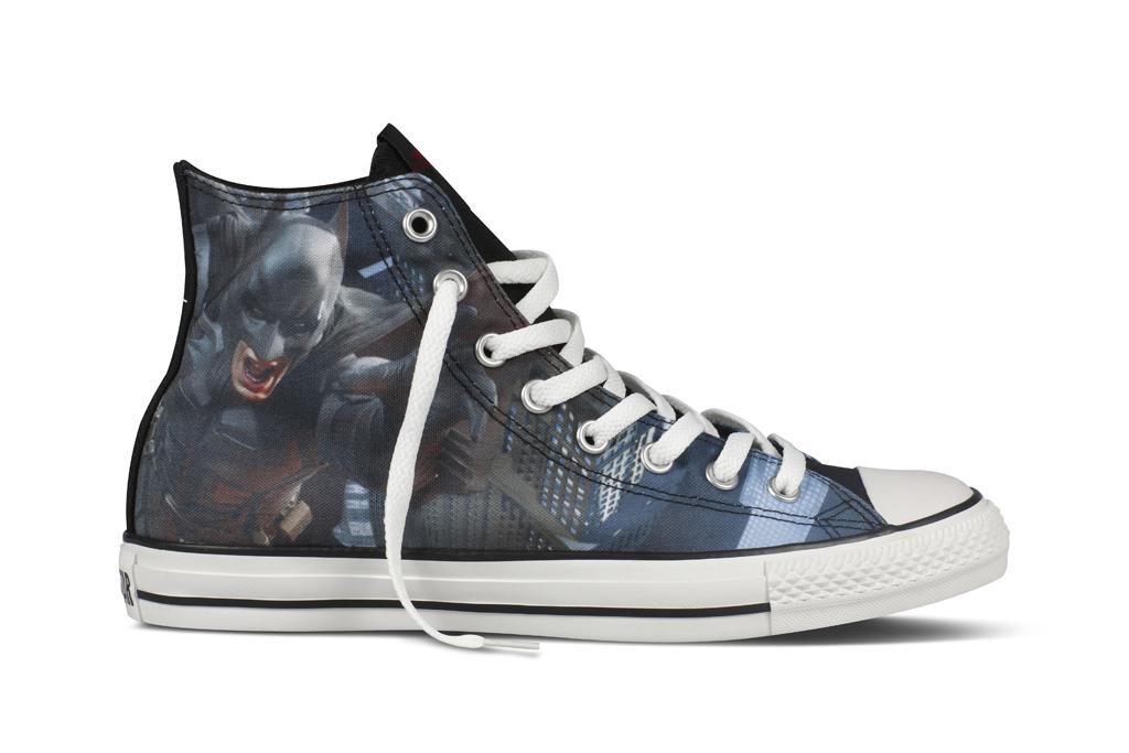 The Dark Knight Rises x Converse Chuck Taylor All Star