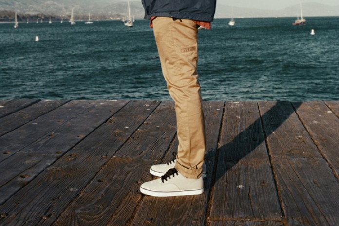 The Hundreds 2012 Fall Footwear Lookbook