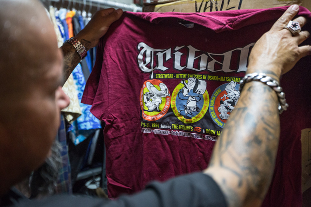 The Hundreds: Bobby Ruiz and Tribal Streetwear