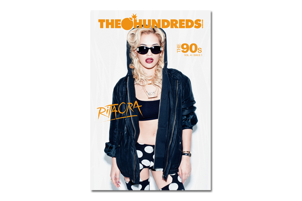 the hundreds magazine vol 4 issue 1 featuring rita ora