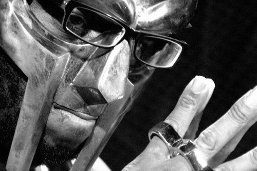 The Man Behind the MF Doom Mask