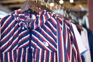 THE NORTH FACE PURPLE LABEL 2012 July New Releases