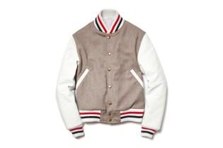Thom Browne 2012 Fall/Winter Varsity Jacket