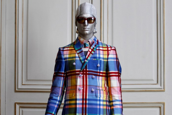 Thom Browne 2013 Spring/Summer Collection