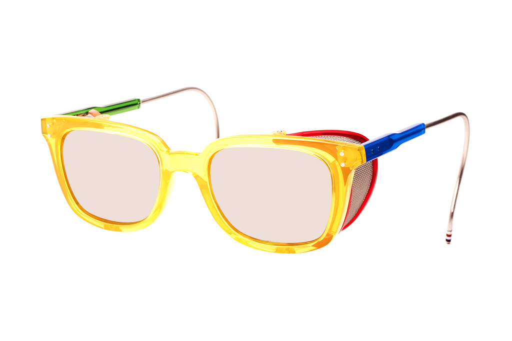 thom browne licensed with dita 2013 spring summer eyewear collection