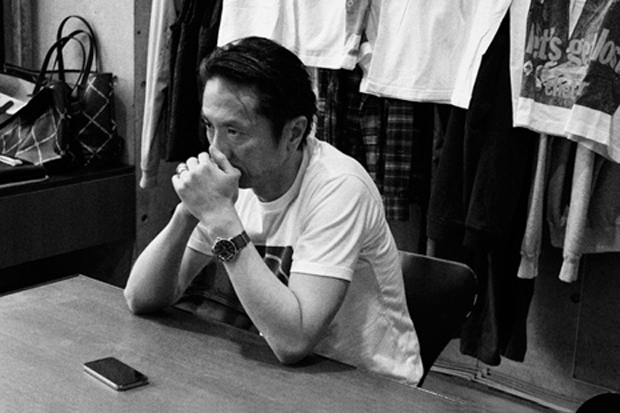 TRAVERSE TOKYO: An Interview with uniform experiment's Hirofumi Kiyonaga