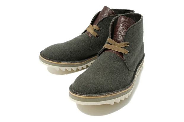 UNDERCOVER 2012 Fall/Winter J6F04-2 Chukka Boot