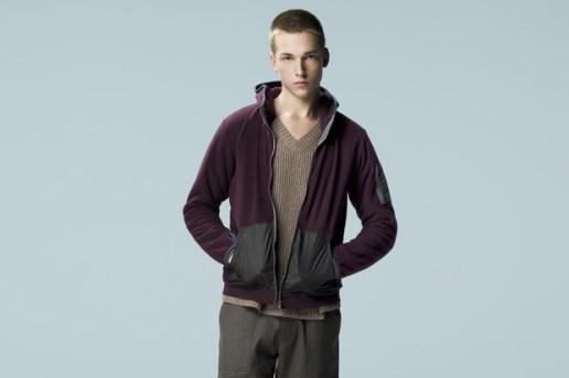 UNDERCOVER for Uniqlo 2012 Fall/Winter Lookbook Preview