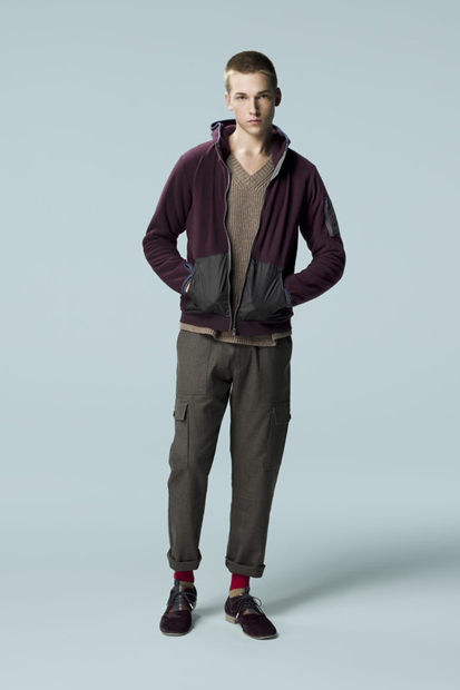 undercover for uniqlo 2012 fall winter lookbook preview