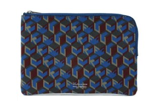 UNDERCOVER J6P01 Zip Wallet