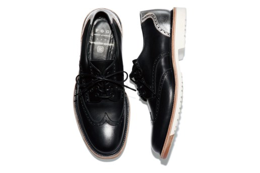 uniform experiment x Forest of Gingko 2012 Fall/Winter Wing Tip Shoe