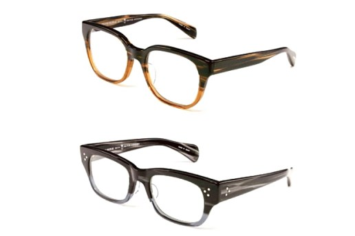 UNITED ARROWS x Oliver Peoples 2012 Fall Collection