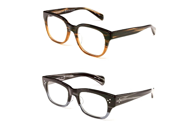united arrows oliver peoples 2012 fall collection