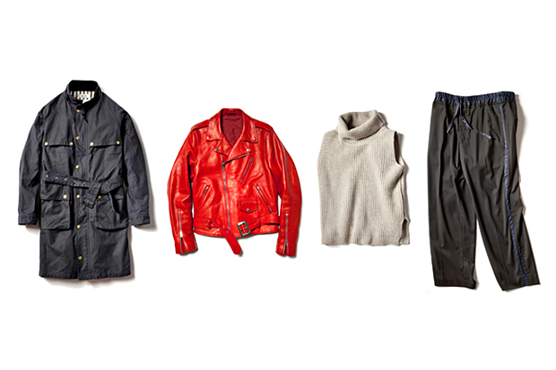 UNUSED 2012 Fall/Winter July Releases
