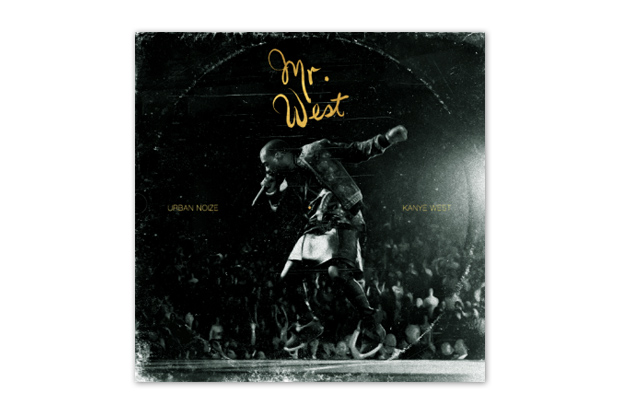 Urban Noize & Kanye West – Mr. West (EP)