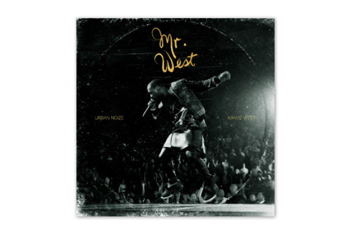 Urban Noize & Kanye West – Mr. West (EP)
