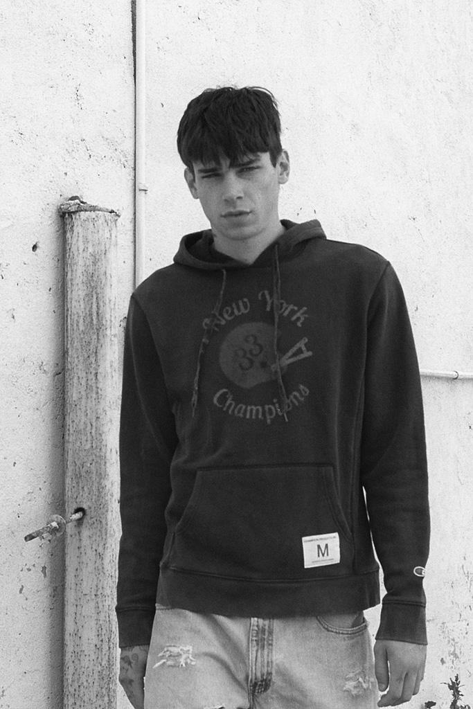 Urban Outfitters x Champion 2012 Collection