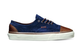 Vans California 2012 Fall Era Brogue