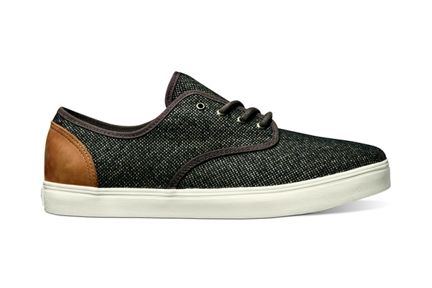 vans california 2012 fall madero ca tweed blend sneakers