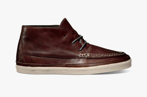 Vans California 2012 Fall/Winter Leather Mesa Moc