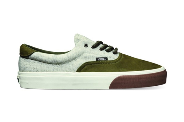 Vans California 2012 Fall Era 59 'Nubuck & Wool' Pack