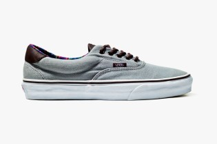 "Vans California 2012 Fall Era 59 ""H&L"" Dove Grey"