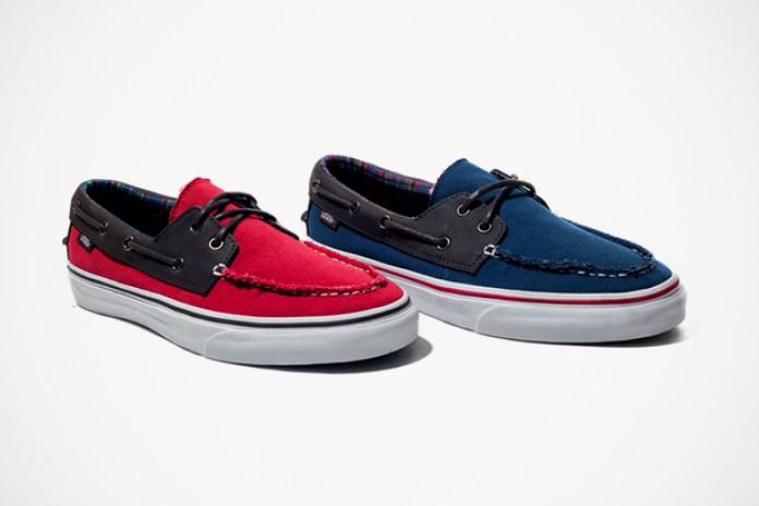 """Vans Classics 2012 Fall Zapato Del Barco """"H&L"""" Pack"""