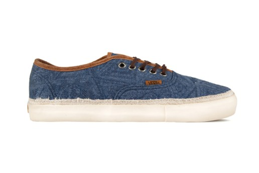 Vans Vault 2012 Authentic LX Tiki