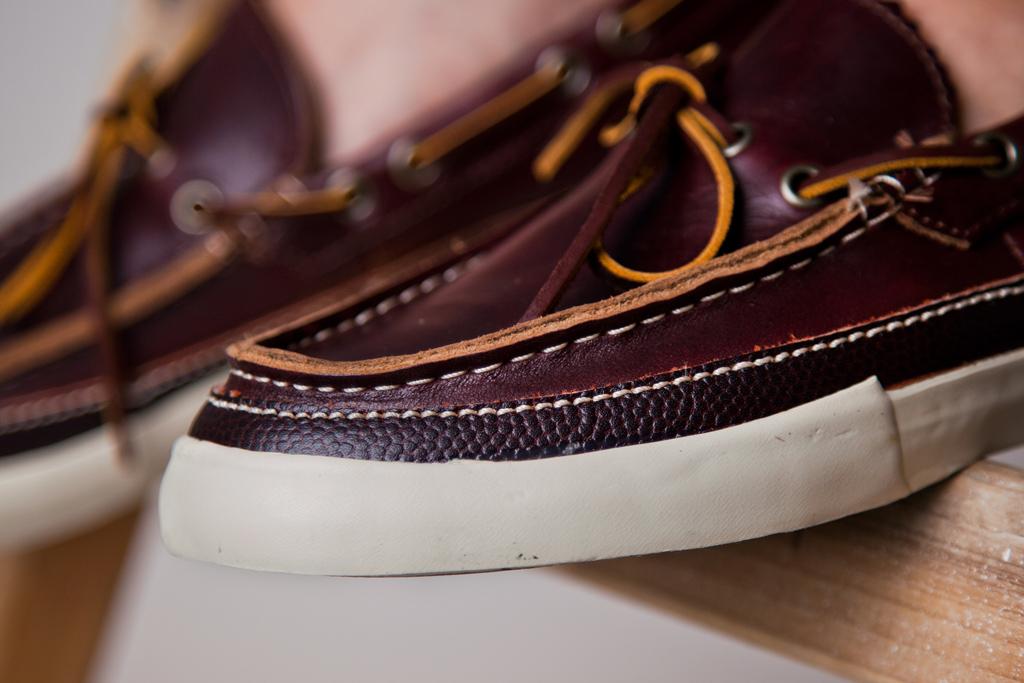 vans vault 2012 fall piragua horween lx boat shoe