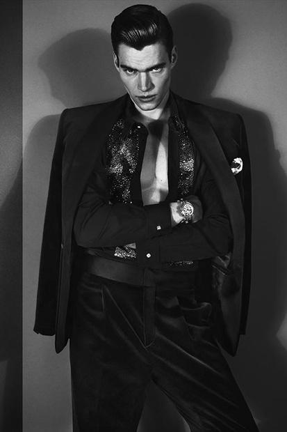 Versace 2012 Fall/Winter Campaign