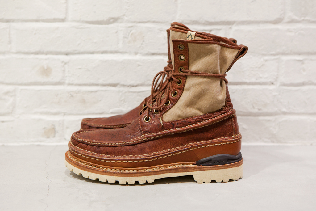 visvim 2012 Fall/Winter GRIZZLY BOOTS MID-FOLK *F.I.L. EXCLUSIVE