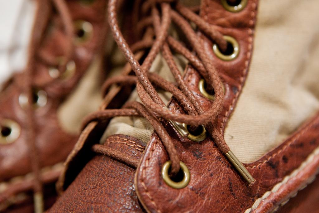 visvim 2012 Fall/Winter GRIZZLY BOOTS MID-FOLK *F.I.L. EXCLUSIVE