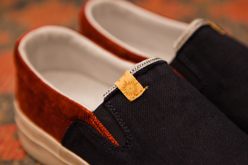 visvim 2012 Summer 2-TONE SKAGWAY LO *F.I.L. SINGAPORE EXCLUSIVE