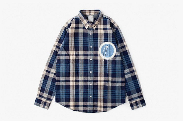 visvim JUNEAU WELD L/S (COTTON/LINEN) *F.I.L. EXCLUSIVE