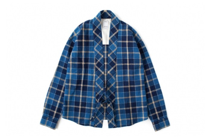 visvim LHAMO SHIRT CHECK