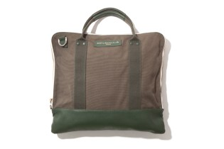 WANT Les Essentiels de la Vie 2012 Fall/Winter Heathrow Commuter Bag
