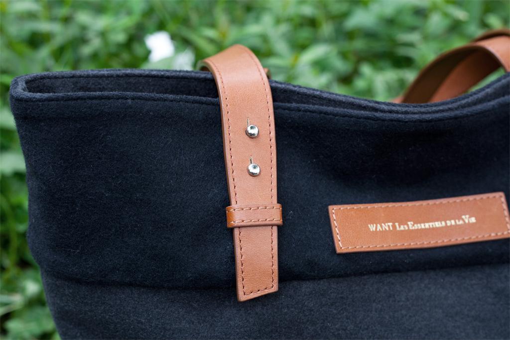 WANT Les Essentiels de la Vie 2012 Fall/Winter Reversible Logan Tote