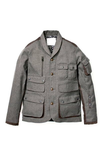 white mountaineering 2012 fall winter collection 2