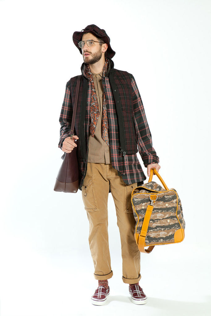 white mountaineering 2012 fall winter lookbook