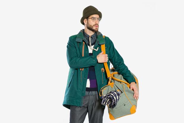 White Mountaineering 2012 Fall/Winter Lookbook