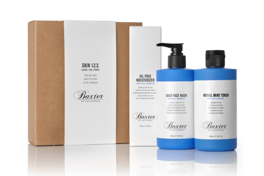 Winner Announcement! Win Three Baxter of California Grooming Kits!