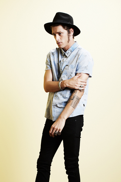 Wrangler Australia 2013 Spring/Summer Lookbook