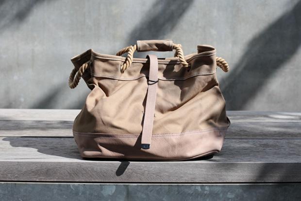 WTAPS 2013 Spring/Summer Canvas Beach Bag
