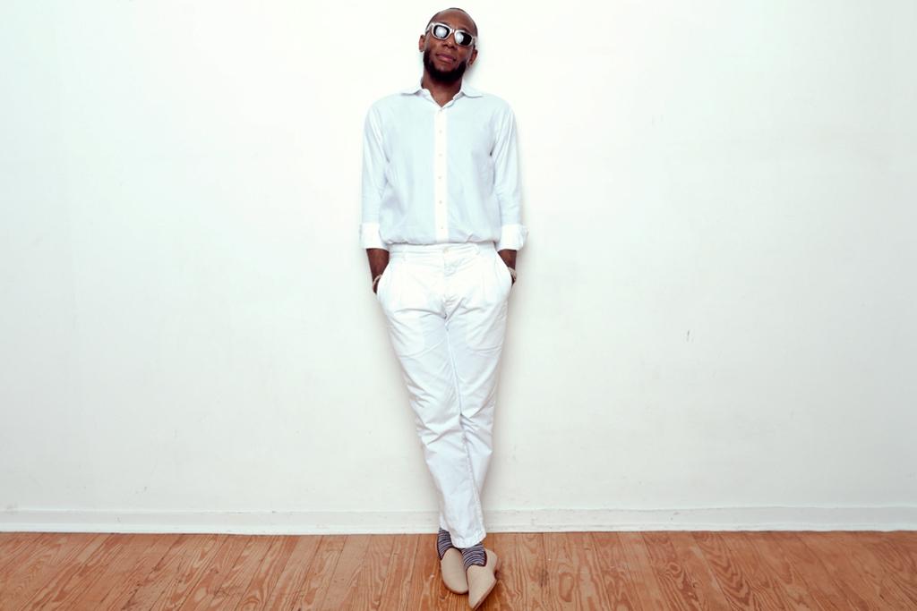 Yasiin Bey for Street Etiquette Del Toro Portofino Slippers