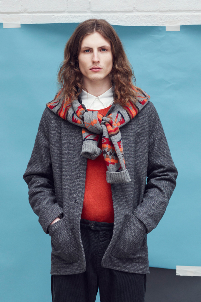 YMC 2012 Fall/Winter Lookbook