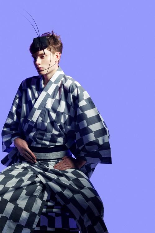 Isetan Shinjuku 2012 Summer Teji Kimonos